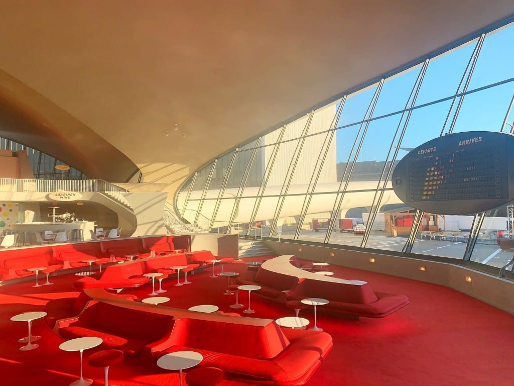 What Staying at the TWA Hotel is Really Like