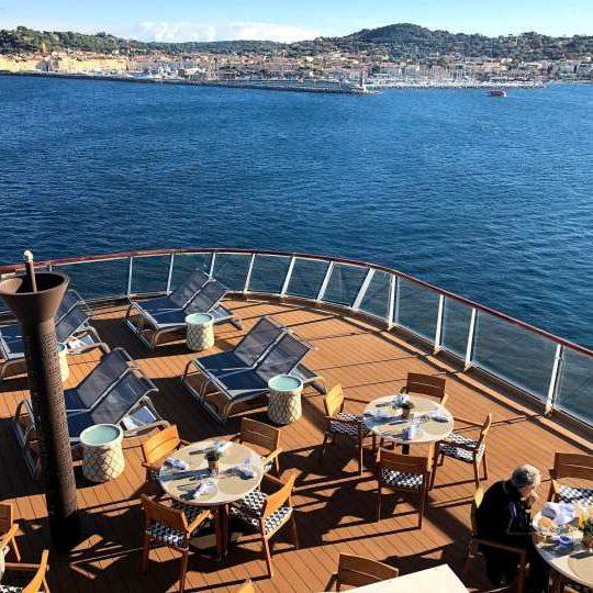 Viking ocean cruise France