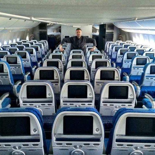 Matt Long LandLopers Cathay Pacific