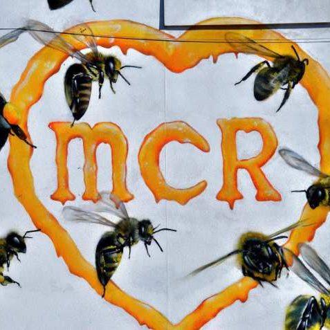 Manchester England UK