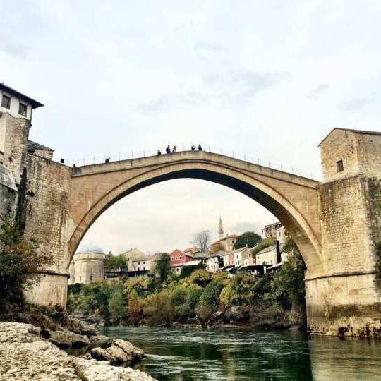 Mostar Bosnia and Herzegovina