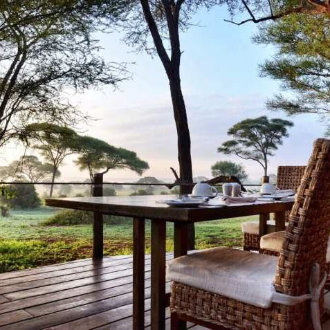 Sanctuary Retreat Swala Tanzania
