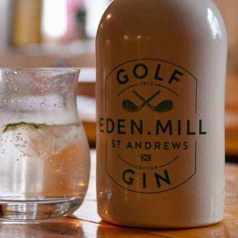 Scotland UK British Gin