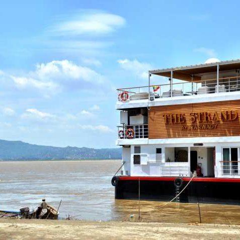 The Strand Cruise Myanmar