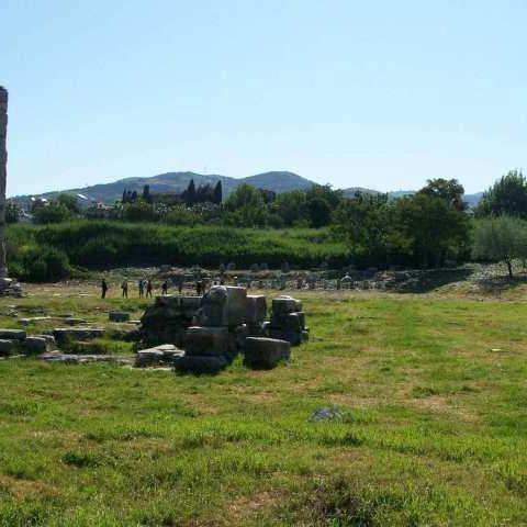 Temple of Artemis, Turkey